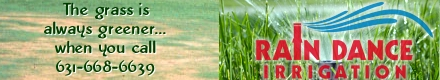 Rain Dance Irrigation - 631-668-6631 - Montauk, NY